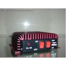 RM KL- 60 преобразователь мощности, AM/FM/SSB