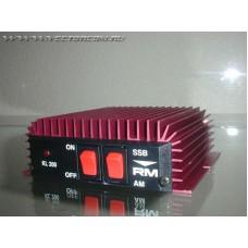 RM KL- 200 преобразователь мощности, AM/FM/SSB