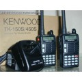 Kenwood  TK- 150S, 136-174 МГц, 5Вт рация