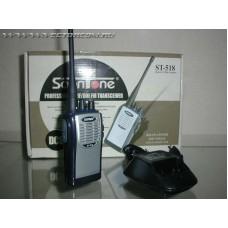 Soon Tone ST 518, VHF/UHF, 2Вт,  радиостанция