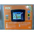 RAC 2035 GPS автомобильный навигатор
