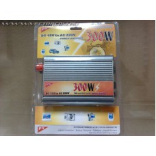 DC to AC POWER INVERTER 12/220В 300Вт