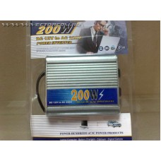 DC to AC POWER INVERTER 12/220В 200Вт