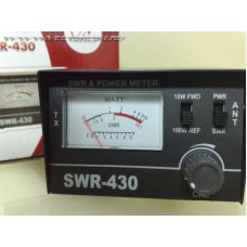 SWR430 КСВ-метр 24-30МГц
