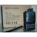 Yaesu   VX-110, 5Вт, 144 - 174 МГц,  209 каналов