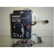 VC25Гарнитура VOX для Yaesu