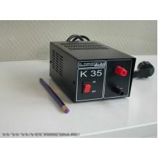 К-35  Блок питания, 3-5A, защита от КЗ