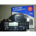 INTEK  M-490 PLUS   FM, 900 каналов, 10Вт,